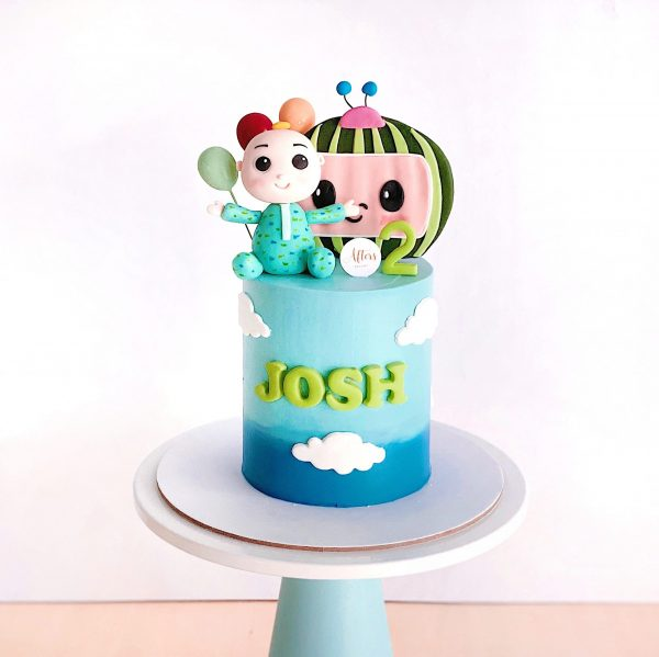 Customised Cakes for Boys and Girls