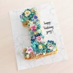 Customised-cakes-singapore-free-delivery-numeric-baby-shark-cakes