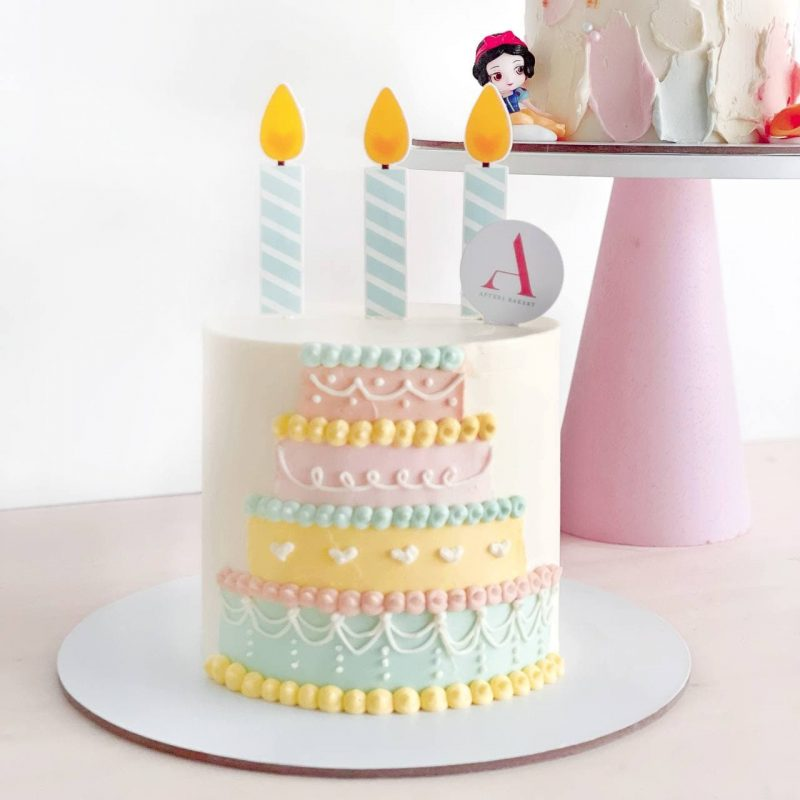 Customised-promotional-cakes-singapore-free-delivery-korean-cakes